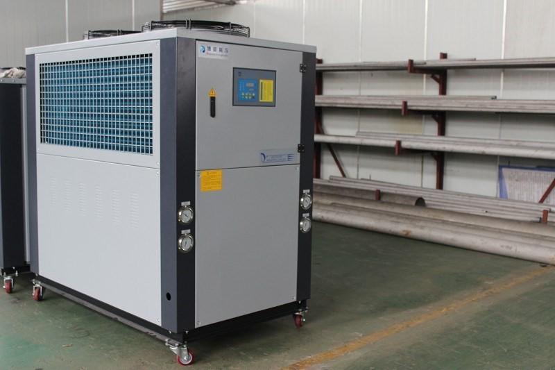 工业制冷机组与离心式冷