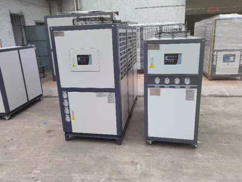工业生产制冷机组髙压警